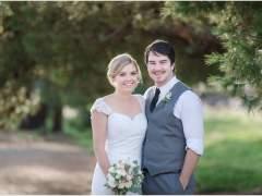 Mardi + Scott's Wedding Day