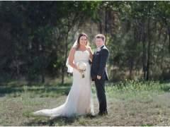 Talia + Jared's Wedding Day