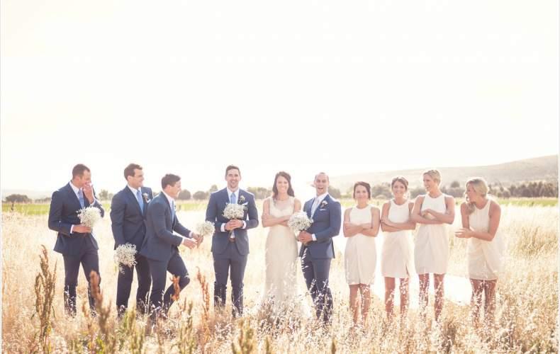 Sample Wedding Day Timeline