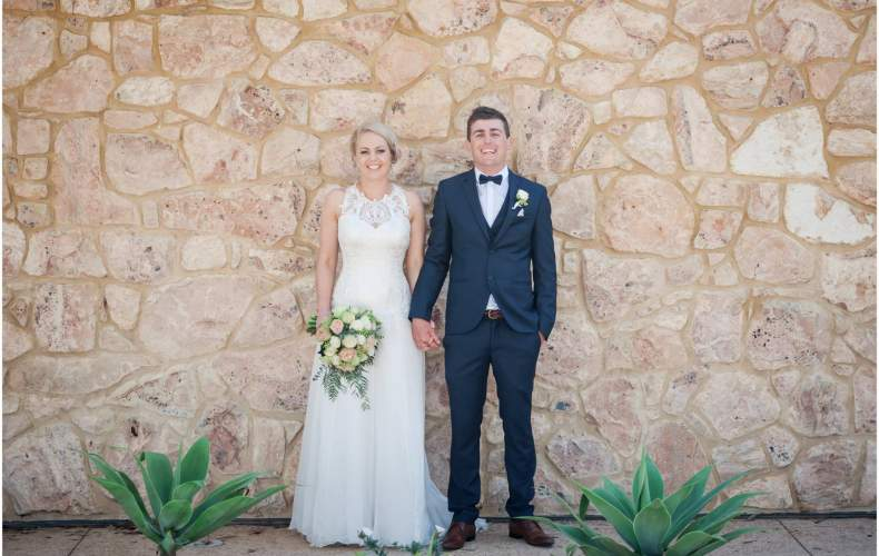 Tahla + Kirks Wedding Day