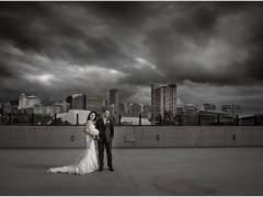 Jodie + Aaron's Wedding Day