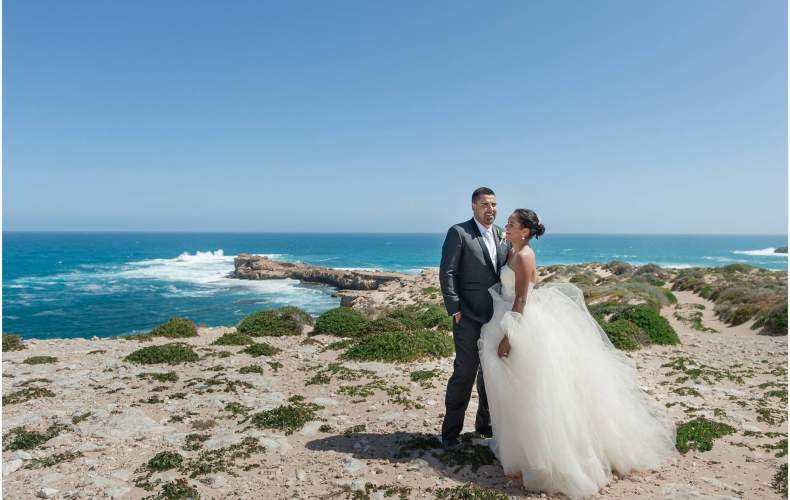 Tracey + Waynes Wedding Day