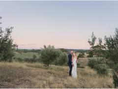 Natalie + Simon's Wedding Day