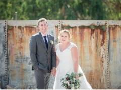 Ashlee + Jayden's Wedding