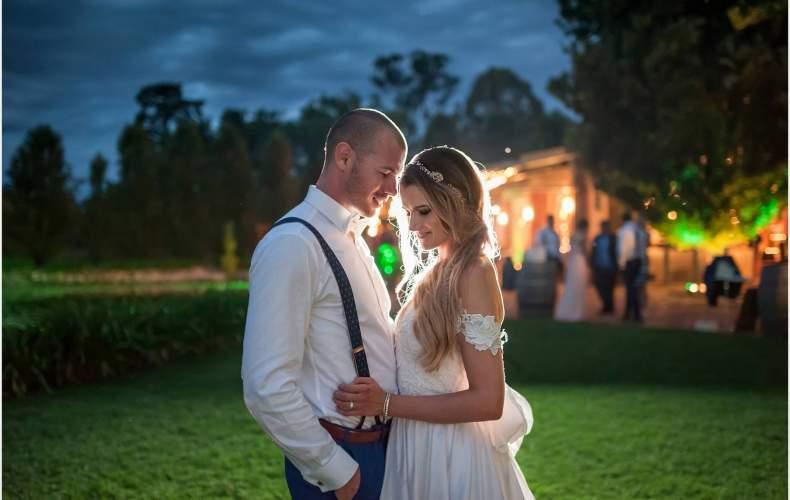 Ashlea + Anthony's Wedding Day