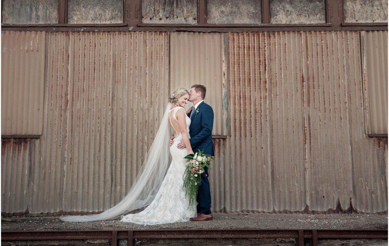 Natasha + Scott's wedding day